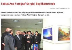 Haberler.com Erhan Bayladı'ya yer verdi