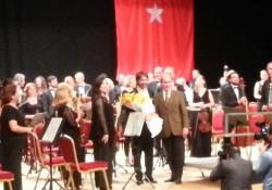 İstanbul Devlet Senfoni Orkestrası ve Erhan Bayladı