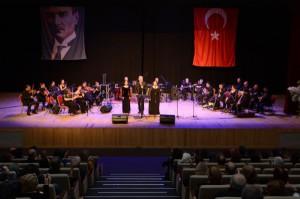 Modern Folk müziği topluluğu